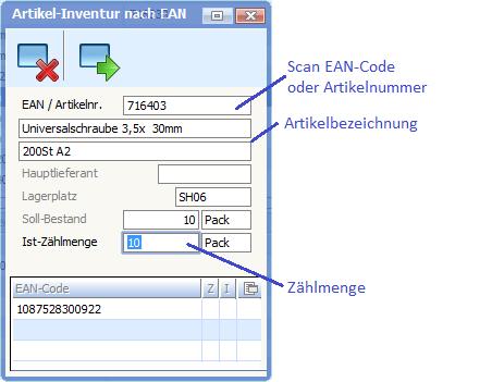 MDE_Inventur_nach_EAN
